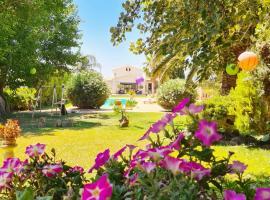 Villa Vravrona Tower & Suites, hotel near Eleftherios Venizelos Airport - ATH,