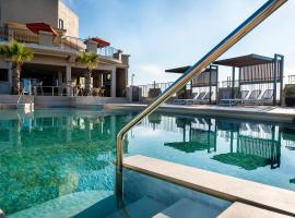 Malta Marriott Hotel & Spa, hotel in San Ġiljan