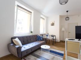FULL HOUSE Studios - Hawk Apartment - NETFLIX, WiFi inkl, apartment in Halle an der Saale