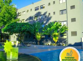 Iguassu Express Hotel, hotel in Foz do Iguaçu