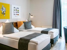 IMPULSIV Hotel & Sportresort, golf hotel in Lörrach