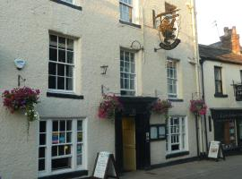 Black Lion Hotel Richmond North Yorkshire, hotel in Richmond