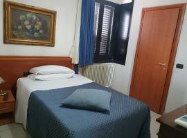 Hotel San Giorgio, hotel Bergamóban