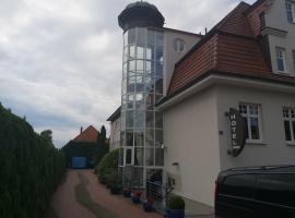 Hotel Schwanenhof, Hotel in Wittenburg