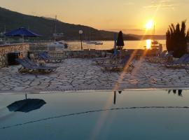 Theofilos Studios & Apartments, pet-friendly hotel in Kassiopi