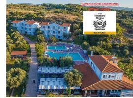 Filoxenia Apartments & Studios, hotel in zona Aeroporto Internazionale di Rodi - Diagoras - RHO,