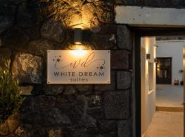 White Dream Suites, hotel din Fira