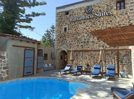 Balsamico Traditional Suites, hotel in Hersonissos