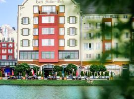 Мюллер Бах Апарт-отель, апартаменты/квартира в Краснодаре