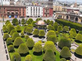 Ramada Plaza by Wyndham Leon, hotel in León