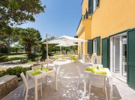 Villa Caterina b&b, family hotel in Procida