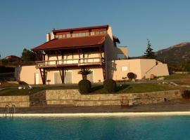 Epavlis Aurora, pet-friendly hotel in Patra