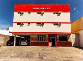 Dom José Hotel, budget hotel in Goiânia