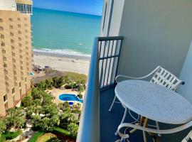 Royale Palms 1501H, serviced apartment in Myrtle Beach