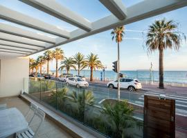 Sunny Beach Resort by Connexion, apartment in Cannes