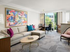 Le Parc Suite Hotel, hotel near Petersen Automotive Museum, Los Angeles