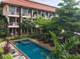 sp chaweng palace, hotel v mestu Koh Samui