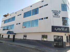 Hostal El Griego, guest house in Chimbote