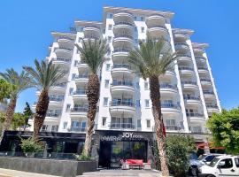 Ramira Joy Hotel, отель в городе Аланья