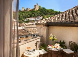 Hotel Casa 1800 Granada, hotel a Granada