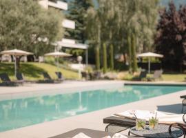 Hotel Pollinger, hotel in Merano