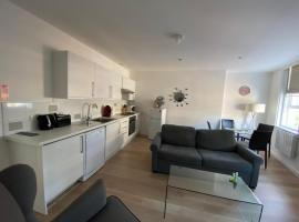 PENT HOUSE in heart of Leicester Square with roof top terrace views, appartement in Londen
