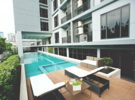 Park 19 Residence, serviced apartment in Bangkok