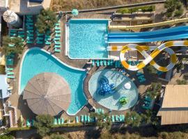Iolida Village Water Park Hotel, hotel near Stalos Beach, Agia Marina Nea Kydonias