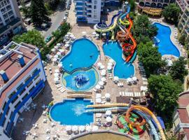 Kuban Resort & Aquapark - All Inclusive, hotel en Sunny Beach