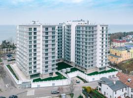 Balticus Apartamenty Promenada Gwiazd 14, hotel in Międzyzdroje