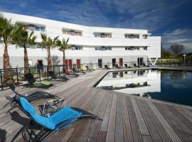 Vacancéole - Le Terral - Montpellier Sud, hotel in Saint-Jean-de-Védas