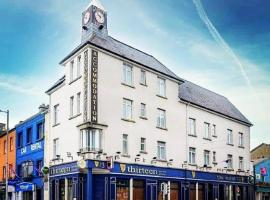 Thirteen On The Green - Eyre Square, B&B in Galway