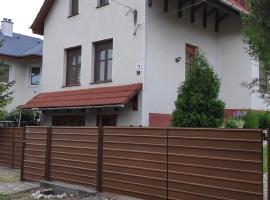 Villa Breva, hotel in Bogács