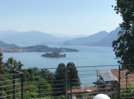 Casa Rampolina, homestay in Stresa