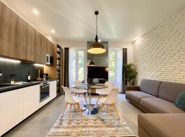 Maxim, apartment in Nice