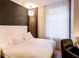 Best Western Plus Up Hotel - Lille Centre Gares, отель в Лилле