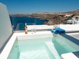 Santorini View, hôtel à Akrotiri