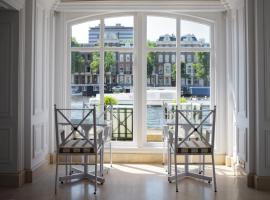 InterContinental Amstel Amsterdam, hotel near Skinny bridge, Amsterdam