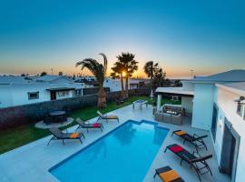 Ereza Villa Carabella, cottage in Playa Blanca