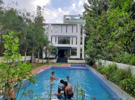 Kudajadri ayur home, hotel in Varkala