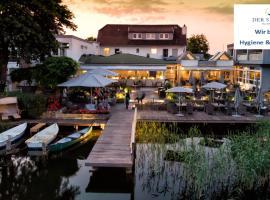 Hotel Der Seehof, hotel in Ratzeburg