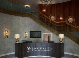 Westville Hotel, hotel in Enniskillen