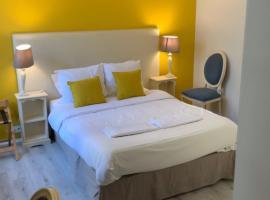 Hôtel Au Grand Duquesne, hotel in Dieppe