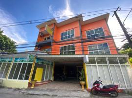 OYO 1150 Sawasdee Orange Phuket Guest House, Hotel in Phuket