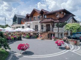 Hotel & Restauracja Gniecki – hotel w mieście Hrubieszów