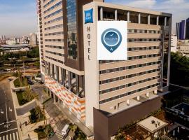 Ibis budget São Bernardo Do Campo, hotel in São Bernardo do Campo