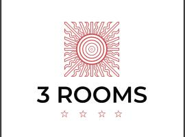 3 ROOMS Boutique-Hotel Split, hotel en Split