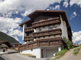 Hotel Alpenblume, hotel in Obergurgl