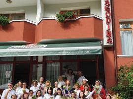 Yagodina Family Hotel, hotel Jagodinában