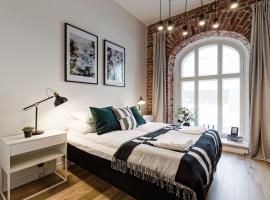 Estonishing Stay Avangard, huoneisto Tallinnassa